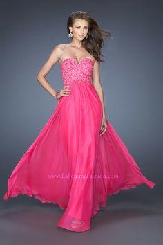 La Femme 19366 #LaFemme #gown #cocktail #elegant many #colors #love #fashion #2014