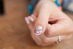 miu miu glitter bootie inspired nails