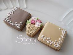 Blog Theme [icing cookies]   Story sugar art