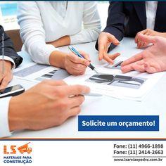 Diferenciais da LS: orçamentos práticos, entrega eficiente, colaboradores treinados, valores compatíveis com o mercado. Solicite um orçamento!