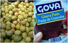 Guayaba y pasta de guayaba