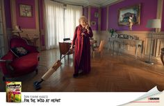 Lürzer's Archive - Print Ad of the Week: Purina