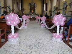 decoraciones faciles con globos | Fotos de EXCELENTES DECORACIONES CON GLOBOS Gustavo A. Madero