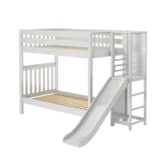 Finish Bunk Beds For Girls Room, Adult Bunk Beds, Kids Bedroom Sets, Twin Bunk Beds, Kid Beds, Kids Rooms, Loft Beds, Bedroom Ideas, Bedroom Decor