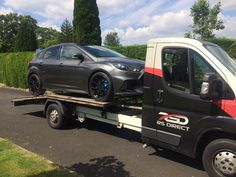 We collected this Magnetic Grey RS yesterday afternoon ahead of schedule that was two almost identical cars yesterday we'd like to thank Phil from Solihull who chose RS Direct Specialist Cars for a quick hassle free nonsense sale!