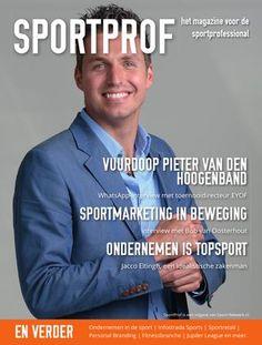 De eerste editie van #SportProf is uit! Een magazine van Sport-Netwerk.nl met interessante interviews, reportages en verhalen over de sport en de sportarbeidsmarkt!