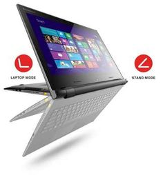 Lenovo IdeaPad Flex. Great to use anywhere you go and new flex style