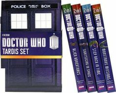 Doctor Who Tardis Set Doctor Who Tardis, Christmas Birthday, Bookends, Toys, Big, Activity Toys, Clearance Toys, Gaming, Games