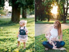 Golden hour family photos, m.houser photography