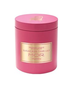 Sugar Rose Tiger Lily Scented Candle