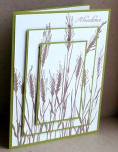 TLC388 Abundance by tessaduck - Cards and Paper Crafts at Splitcoaststampers