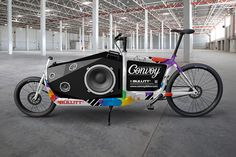 Check information about cargo bikes here http://dealingsonnet.tumblr.com/post/106902054911/cargo-bikes-with-special-discounts