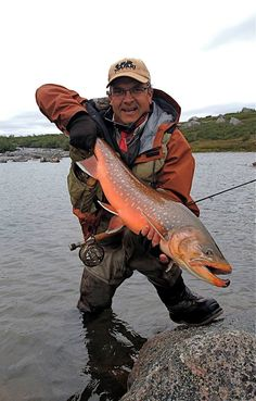 Fantastic char! For more fly fishing info follow and subscribe www.theflyreelguide.com. Also check out the original pinners site and support