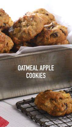 Fun Baking Recipes, Apple Recipes, Sweet Recipes, Brownie Recipes, Cookie Recipes, Comida Diy, Delicious Desserts, Yummy Food, Sugar Land
