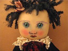 Elizabeth art doll