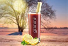 Wer ihn einmal probiert hat, weiß: Einen Bloody Mary muss man richtig genießen! #Cocktails #bloodymary #Tomatensaft