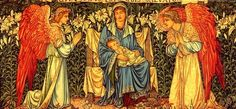 John Henry Dearle The Nativity