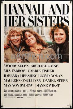 Happy Birthday #LloydNolan https://eartfilm.com/search?q=lloyd+nolan #actors #acting #Broadway #Theater #Airport #HannahandHerSisters #ATreeGrowsInBrooklyn #movie #movies #poster #posters #film #cinema #movieposter #movieposters    Hannah And Her Sisters-Woody Allen-Mia Farrow-Carrie Fisher-Max Von Sydow
