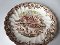 Heritage Hall French Provincial salad plate by mslyn2 on Etsy