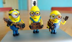 Minions Alphabet Letters amp Numbers Clip Art HAVE