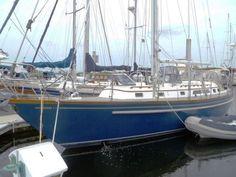 1988 Mason 44 Cutter Sail Boat For Sale - www.yachtworld.com