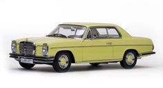 1973 Mercedes-Benz Strich 8 Coupe Ahorngelb/Yellow