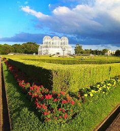 Jardim Botânico de Curitiba by SGastaldi, via Flickr