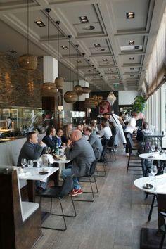 Ron Gastrobar in Amsterdam is een voorbeeld van een vereenvoudigde sterrenzaak: laagdrempeliger, eenvoudiger en aantrekkelijker geprijsd. Maar nog wel met prachtige en fantastische gerechtjes! Dagelijks meer slimme concepten op www.runningfish.nl