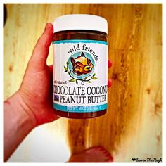 Goooood Morning!!!! ☀☀ I had to share this! I got this Chocolate Coconut Peanut Butter at Whole Foods yesterday...and I'm beyond excited to put it in my shake this morning ✌ Liiiike Omggg   Are you on periscope?? I have my top 5 favorite vegan friendly foods on there!! I'd love to follow each other and keep up the motivation!! Anything you'd like me to discuss on there today?! ☺  #Periscope #WholeFoods #Vegan #NutButter #Smoothie #Yum #CantWait