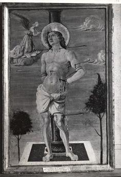 Fiorenzo di Lorenzo, San Sebastiano, Galleria Spada, Roma