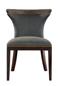 Jacqueline Side Chair from the Alexa Hampton® collection by Hickory Chair Furniture Co.