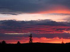 Alberta Sunset Sunsets, Celestial, Outdoor, Outdoors, Outdoor Games, Outdoor Living, Sunset