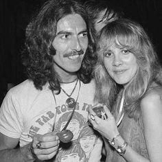 Rock Chic, Glam Rock, George Harrison, Hard Rock, Rock Bands, Rock And Roll, Kenny Baker, Buckingham Nicks, Stevie Nicks Fleetwood Mac