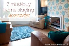 So you've chosen your estate agent, decided upon an asking price, and planned your launch date. Your home is looking wonderful: carpets cleaned, and the whole house spring-cleaned. All that remains is some finishing touches. But what accessories represent the best investment when you're trying to give your house that extra presentation polish to wow …