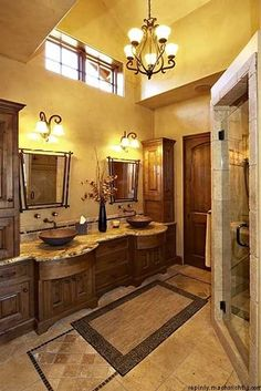 Master Bathroom | Pinterest Most Wanted