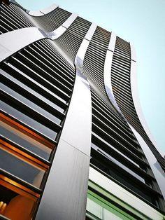 Wavy building #architecture #Architecture| http://building599.blogspot.com