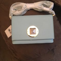 Brand new with tags Kate spade bag Light blue crossbody Kate spade bag new with tags kate spade Bags Crossbody Bags