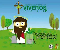 4to Vivero,  ¡CONOCERÁS UNA PROMESA! Ven y no faltes al ÚLTIMO #VIVERO / 3:00 PM / Salones Parroquiales  ¡Te esperamos!