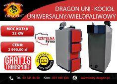 ■KOCIOŁ uniwersalny DRAGON UNI 23 KW  ■ Wejdź w bezpośredni link do naszej aukcji: ➤ http://allegro.pl/kociol-kotly-piece-uniwersalne-pid-producent-23kw-i6285221735.html  ■KONTAKT:  📞tel./fax: 62 741 84 60 📲kom. 501 035 240  ✉e-mail: biuro@kotly-dragon.pl ✉e-mail: handlowy@kotly-dragon.pl  ➤Nasze pozostałe aukcje ALLEGRO: http://allegro.pl/listing/user/listing.php?us_id=34032782  ➤Zapraszamy również na naszą stronę internetową: http://www.kotly-dragon.pl/
