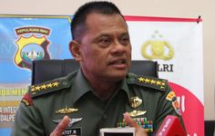 Kabar mengejutkan keluar dai Panglima TNI Jenderal Gatot Nurmantyo. Beliau menyebutkan, posisi I...