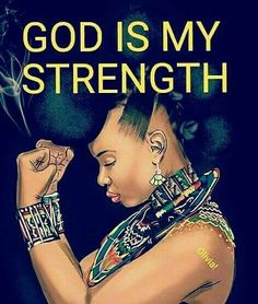 The lord is my light and salvation whom shall I fear the lord is the strength of my life why should i be afraid.I trust god only Black Girl Quotes, Black Women Quotes, Faith Quotes, Bible Quotes, Bible Verses, Scriptures, Sex Quotes, Black Love Art, Black Girl Art