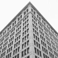 #NYC #Manhattan #architecture #newyork #newyorkcity #blackandwhite #downtown