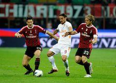 Milan Roma Serie A 2017
