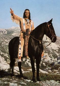 Winnetou - Pierre Brice Native American Photos, Native American Indians, Film France, Apache Indian, Film Movie, Movies, Old Photography, First Nations, Movie Stars