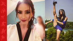 Taekwondo Girl Amazing #taekwondo #martialarts #amazing