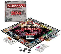 Un monopoly The Walking Dead