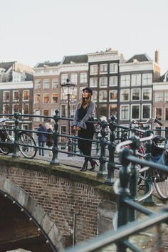 Bicycles of Amsterdam • WishWishWish