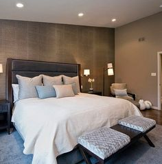 Find bedroom decorating ideas with 50 new pictures that can assist you with home decor. Get great ideas for bedroom dressers, different sizes of beds, headboards, lamps, nightstands and bedding. Whether you are searching for master bedroom ideas or for a small guest bedroom, we have 50 ideas for you to get inspiration. SHOP BEDROOM …