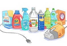 The Only 10 Cleaning Products You'll Ever Need