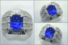 Beautiful Royal Blue SAFIR Crystal - SPS 271